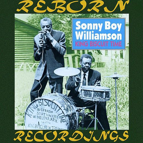 King Biscuit Time (HD Remastered) von Sonny Boy Williamson II