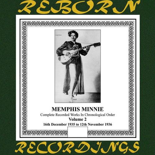 Memphis Minnie Vol. 2 (1935-1936) (HD Remastered) de Memphis Minnie