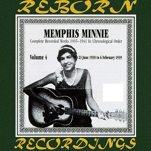 Memphis Minnie Vol. 4 (1938-1939) (HD Remastered) de Memphis Minnie