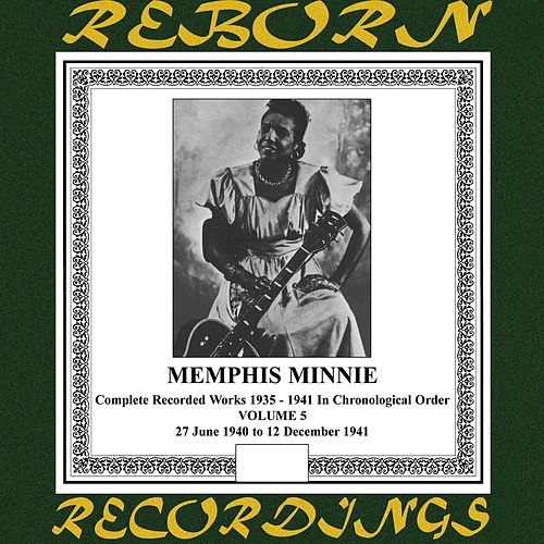 Memphis Minnie Vol. 5 (1940-1941) (HD Remastered) de Memphis Minnie