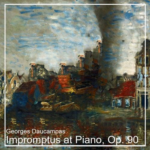 Impromptus at Piano, Op. 90 von Georges Daucampas