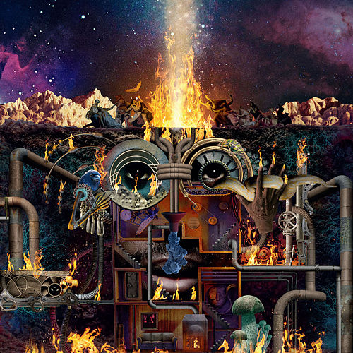 Flamagra von Flying Lotus