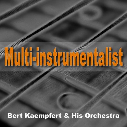 Multi-Instrumentalist de Bert Kaempfert