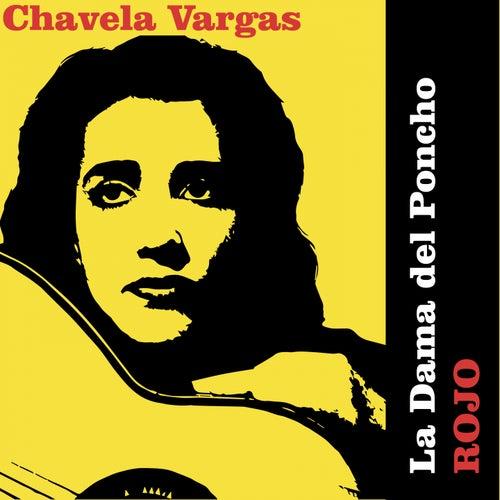 La Dama del Poncho Rojo de Chavela Vargas