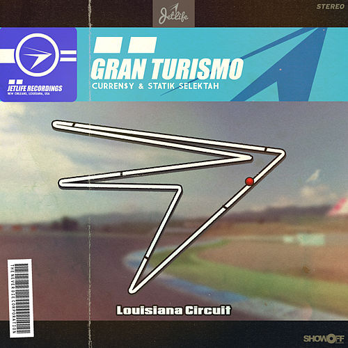 Gran Turismo (Instrumental Version) by Curren$y