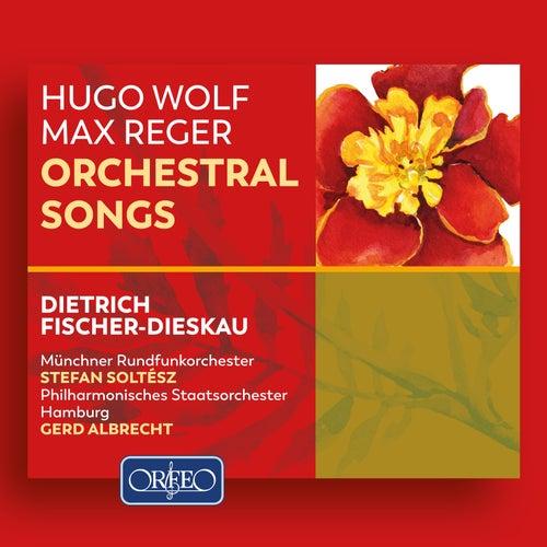 Wolf & Reger: Orchestral Lieder von Dietrich Fischer-Dieskau