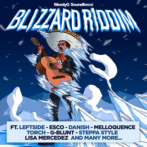 Blizzard Riddim by Various Artists