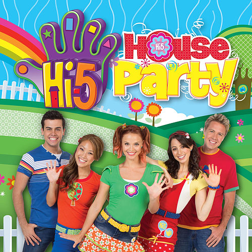 Hi-5 House Party von Hi-5