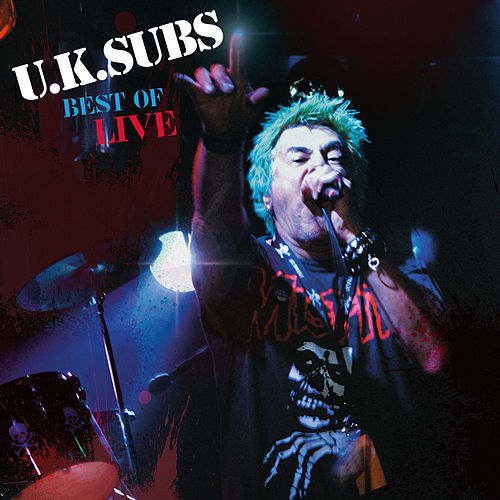 Best of Live by U.K. Subs