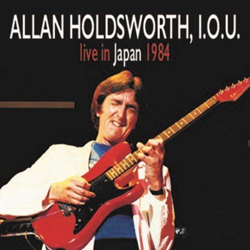Live in Japan 1984 fra Allan Holdsworth
