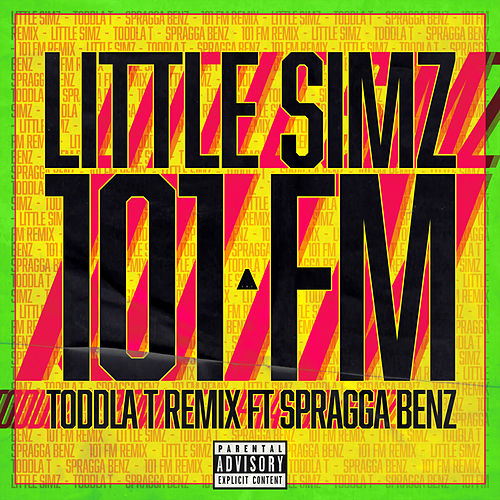 101 FM (Toddla T Remix) von Little Simz