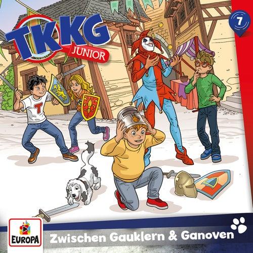 007/Zwischen Gauklern und Ganoven von TKKG Junior