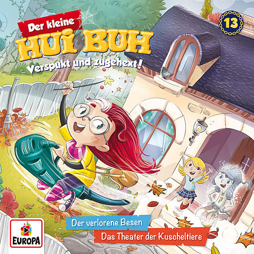 013/Der verlorene Besen / Das Theater der Kuscheltiere von Der kleine Hui Buh