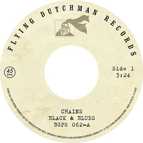 Chains / A Toast To The People von Black