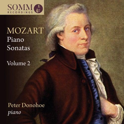 Mozart: Piano Sonatas, Vol. 2 by Peter Donohoe