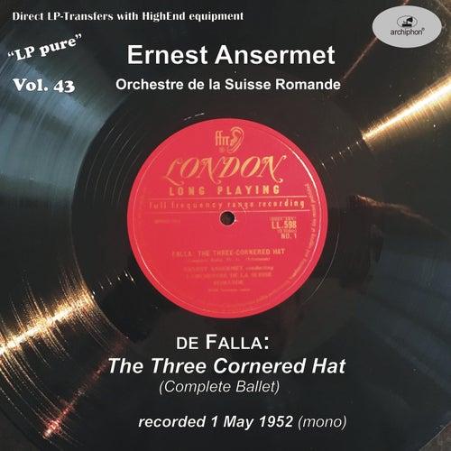LP Pure, Vol. 43: Ansermet Conducts Falla de Ernest Ansermet