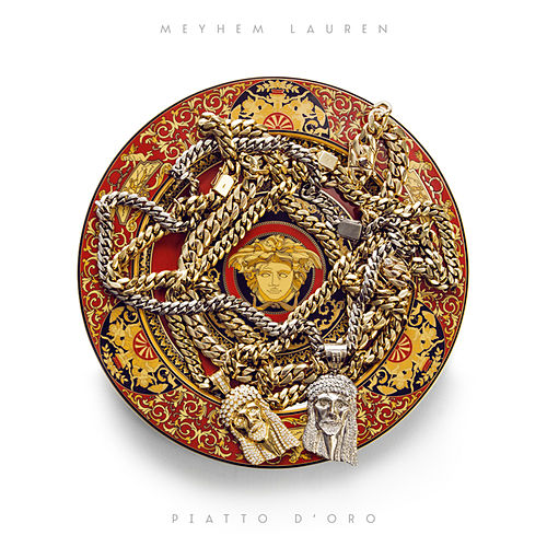 Piatto D'oro by Meyhem Lauren