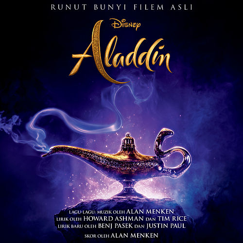 Aladdin (Malaysian Original Motion Picture Soundtrack) by Various Artists