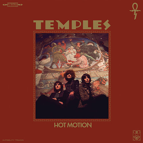 Hot Motion di Temples