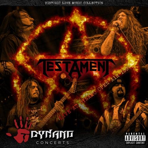 Live At Dynamo Open Air 1997 de Testament