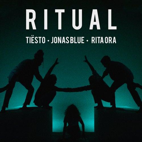 Ritual de Tiësto, Jonas Blue & Rita Ora