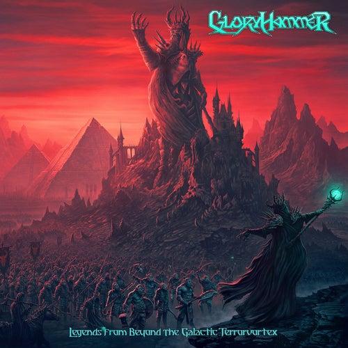 Legends From Beyond The Galactic Terrorvortex (Deluxe Version) von Gloryhammer