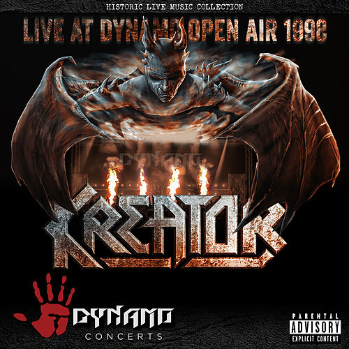 Live At Dynamo Open Air 1998 by Kreator