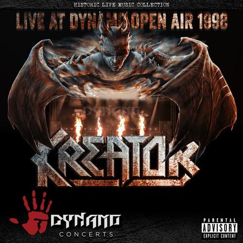 Live At Dynamo Open Air 1998 de Kreator