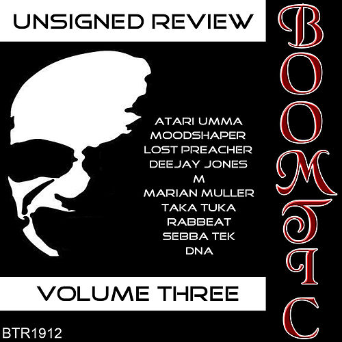 Unsigned Review, Vol. 3 - EP von Various Artists