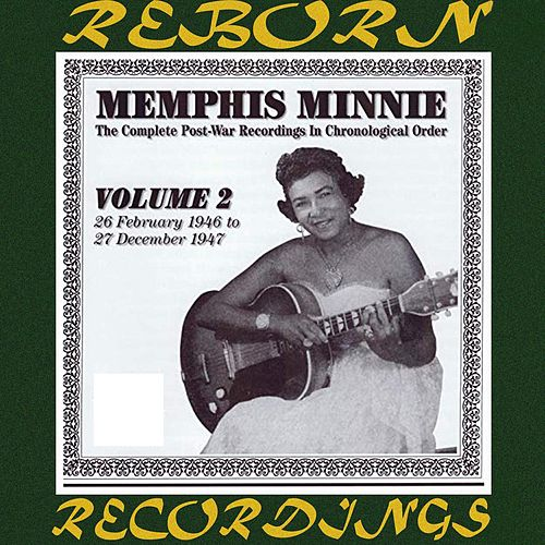 The Complete Post-War Recordings In Chronological Order, Vol. 2 (1946-1947) (HD Remastered) de Memphis Minnie