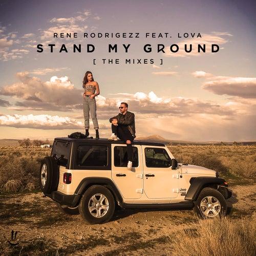 Stand My Ground (The Mixes) von Rene Rodrigezz