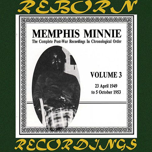 The Complete Post-war Recordings, Vol.3 (1949-53) (HD Remastered) de Memphis Minnie