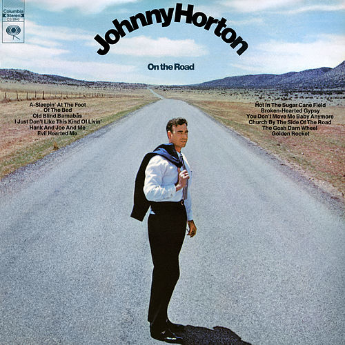 On the Road de Johnny Horton