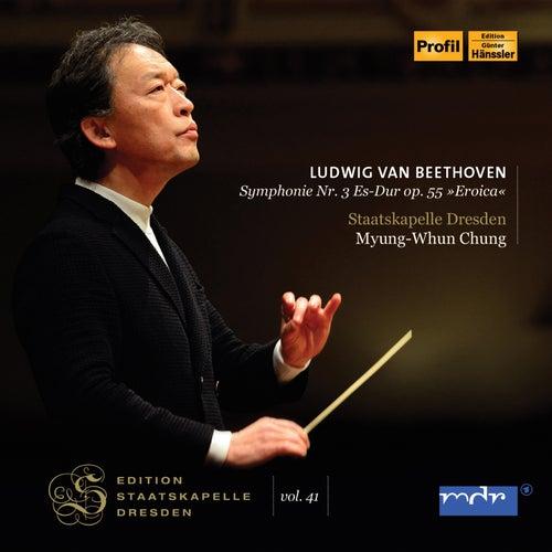 Beethoven: Symphony No. 3 in E-Flat Major, Op. 55 'Eroica' (Live) by Staatskapelle Dresden