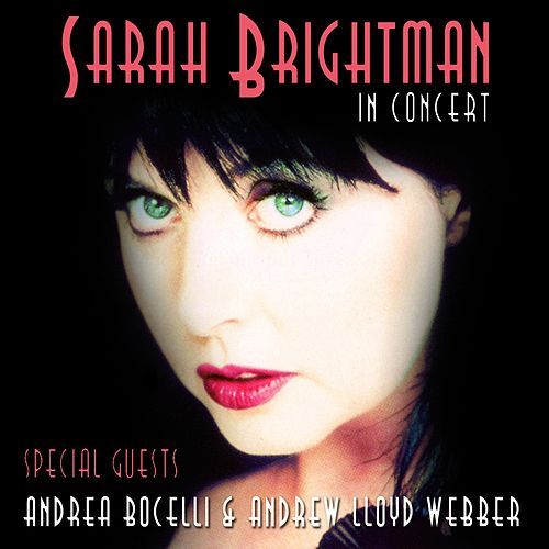 In Concert by Sarah Brightman
