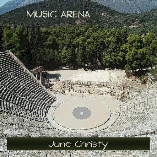 Music Arena von June Christy