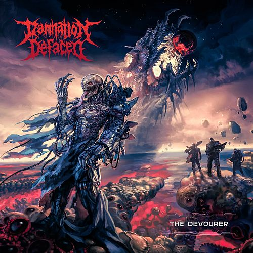The Devourer von Damnation Defaced