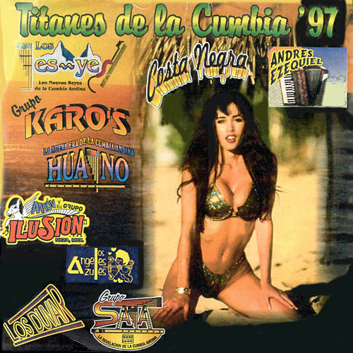 Titanes de la Cumbia '97 by Various Artists