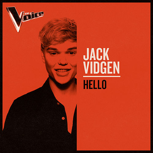 Hello (The Voice Australia 2019 Performance / Live) by Jack Vidgen
