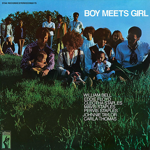 Boy Meets Girl: Classic Stax Duets by Various Artists