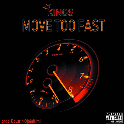 Move Too Fast de The Kings