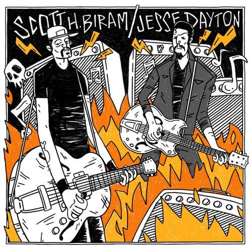 Monkey David Wine / Single Again by Scott H. Biram
