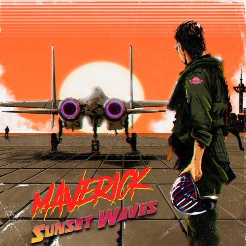 Sunset Waves de Maverick