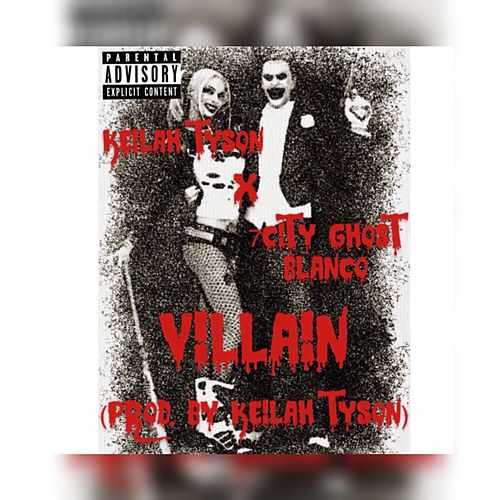 Villain by 7City Ghost Blanco