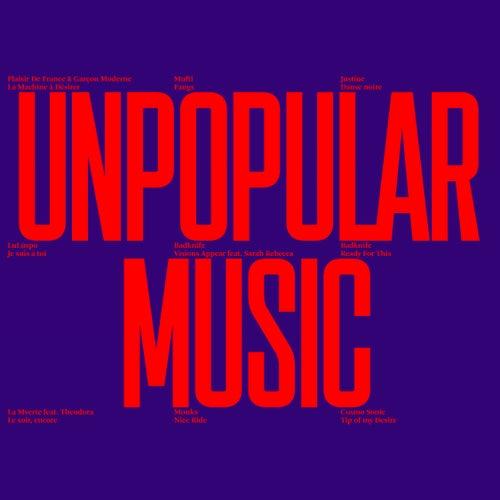Unpopular Music de Various Artists