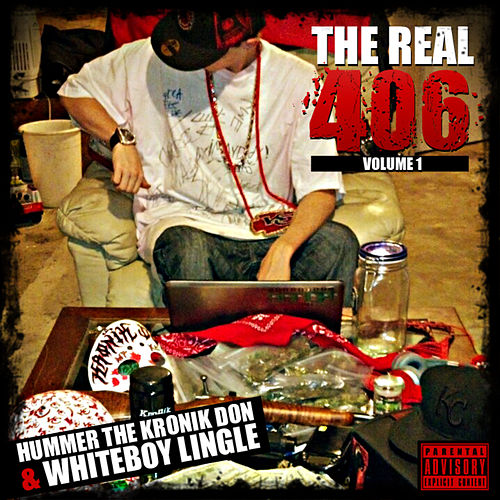 The Real 406!!!! Vol.1 de Hummer KD