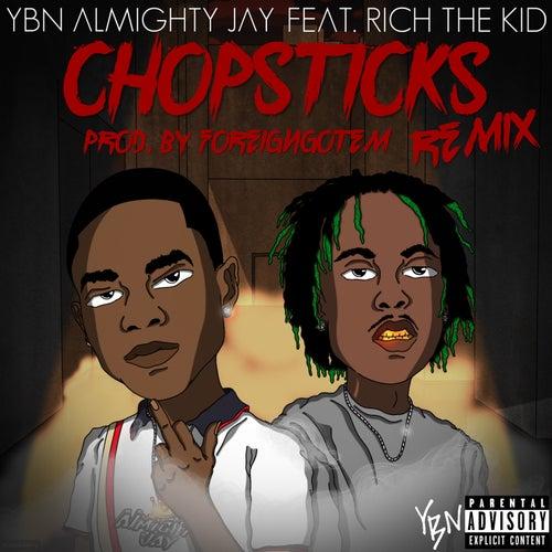 Chopsticks (Remix) de YBN Almighty Jay