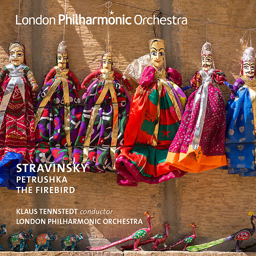 Stravinsky: Petrushka & Firebird Suite by Klaus Tennstedt