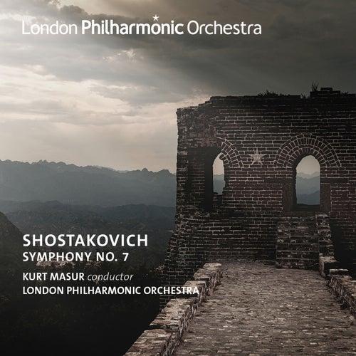 Shostakovich: Symphony No. 7 (Live) de Kurt Masur