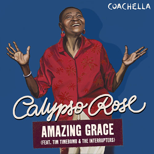 Amazing Grace by Calypso Rose